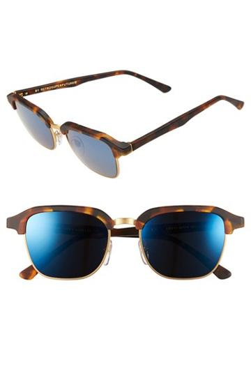 Women's Super By Retrosuperfuture 'gonzo Team' 53mm Sunglasses