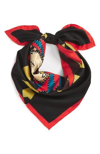 Women's Givenchy Imperial Rottweiler Square Scarf