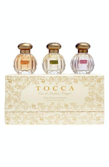 Tocca 'eau De Parfum Viaggio' Travel Fragrance Set