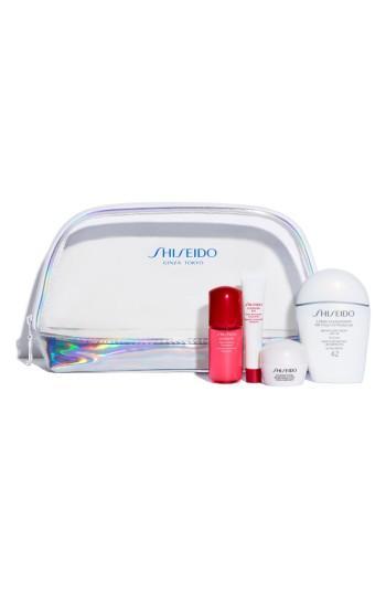 Shiseido Ultimate Energized Glowing Skin Set