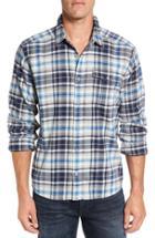 Men's Patagonia Fit Organic Cotton Flannel Shirt