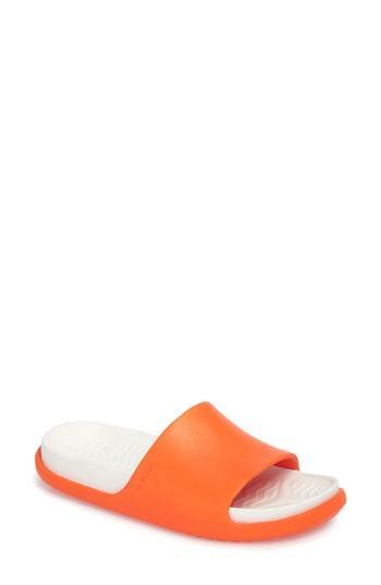 Women's Native Shoes Spencer Lx Sport Slide M - Orange
