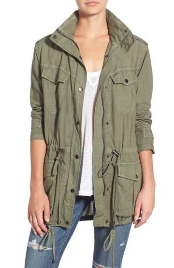 Women's Rails 'devin' Hooded Utility Jacket