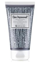 Origins Clear Improvement(tm) Detoxifying Charcoal Body Scrub