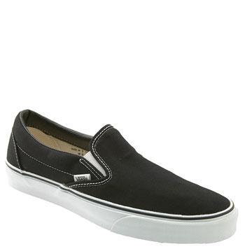 Men's Vans Classic Slip-on M - Black