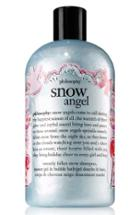 Philosophy 'snow Angel' Shampoo, Shower Gel & Bubble Bath