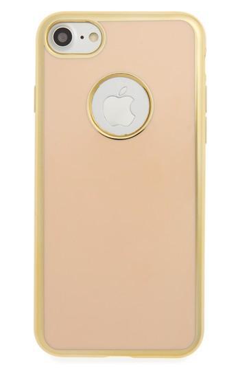 Bp. Metal Outline Iphone 7/8 Case - Metallic