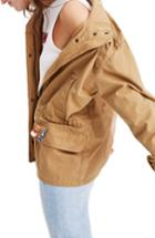 Women's Madewell Prospect Jacket - Brown