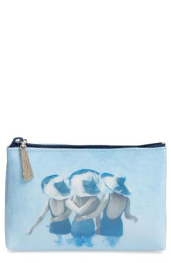 Catseye London Beach Hats Zip Pouch