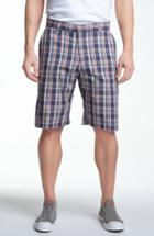 Men's Bill's Khakis 'parker - Long' Shorts - Blue