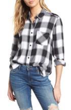 Women's Bp. Plaid Shirt