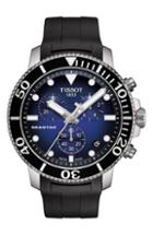 Men's Tissot T-sport Seastar 1000 Rubber Strap Chronograph, 45mm