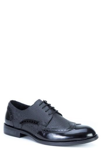 Men's Zanzara Degas Spectator Shoe M - Black