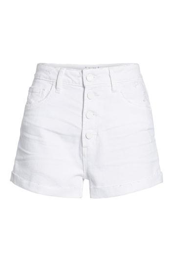Women's Paige Sarah High Waist Denim Shorts