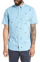 Men's Vans Houser Woven Shirt - Blue