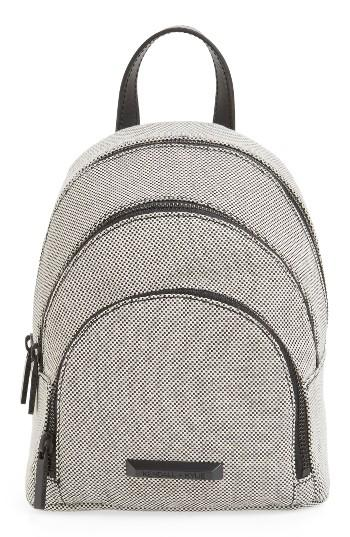 Kendall + Kylie Mini Sloane Canvas Backpack -