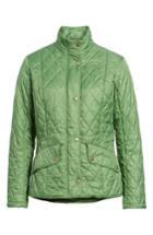 Women's Barbour Cavalry Flyweight Quilt Jacket - Green