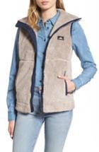 Women's Penfield Fleece Vest - Beige