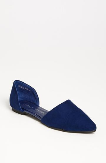 Women's Chinese Laundry 'easy Does It' Flat M - Blue