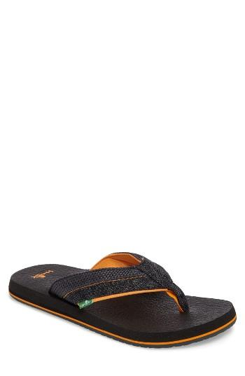 Men's Sanuk Beer Cozy Flip Flop