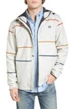 Men's Billabong Transport Windbreaker - Grey