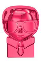 Karl Lagerfeld + Modelco Kiss Me Karl Lip Balm - Pink