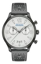 Women's Movado Heritage Calendoplan Chronograph Leather Strap Watch, 38mm