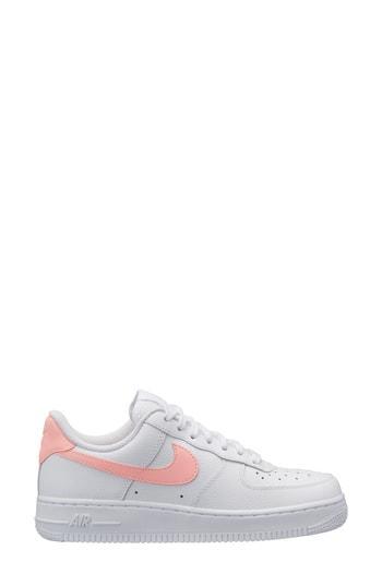 Women's Nike Air Force 1 '07 Patent Sneaker M - White