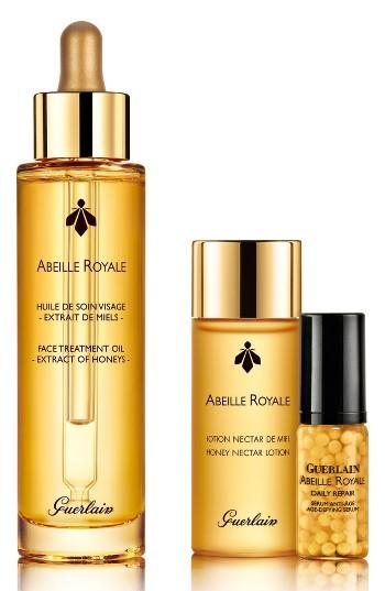 Guerlain Abeille Royale Oil Set