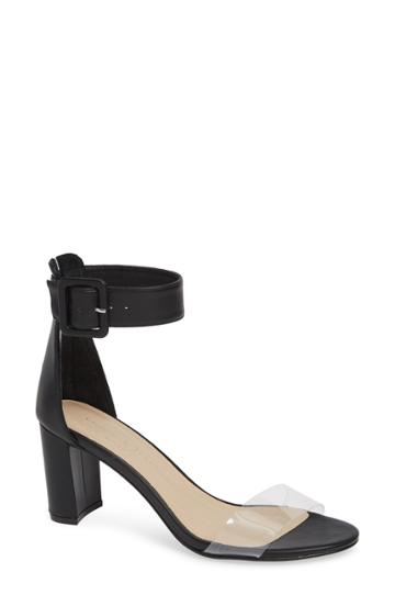 Women's Chinese Laundry Reggie Ankle Strap Sandal M - Black