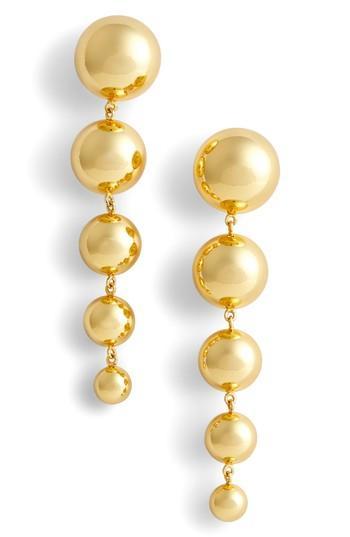 Women's Gorjana Newport Tiered Drop Earrings