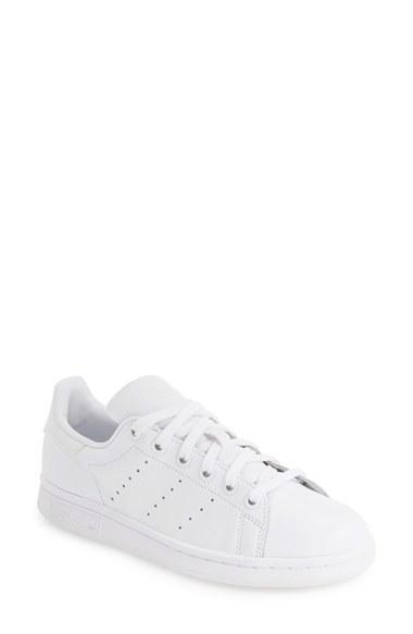 Women's Adidas 'stan Smith' Sneaker Women's / 9 Men's M - White