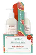 Kiehl's Since 1851 Classic Scents Grapefruit Edition Duo