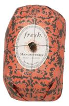 Fresh 'mangosteen' Oval Soap