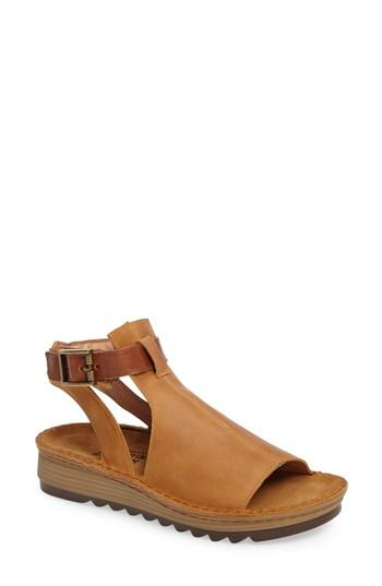Women's Naot Verbena Sandal Us / 37eu - Brown