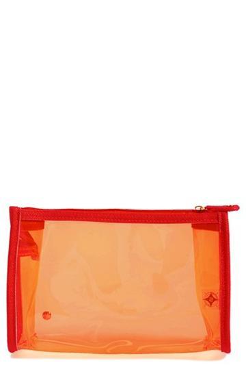 Stephanie Johnson 'miami' Medium Zip Top Cosmetics Bag, Size - No Color