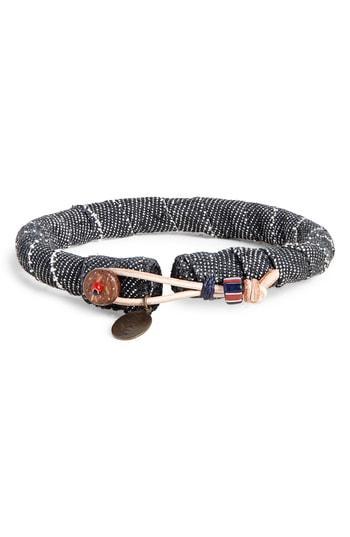 Men's Mikia Denim Bracelet