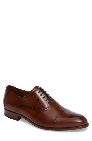 Men's Lloyd Malik Cap-toe Oxford M - Brown