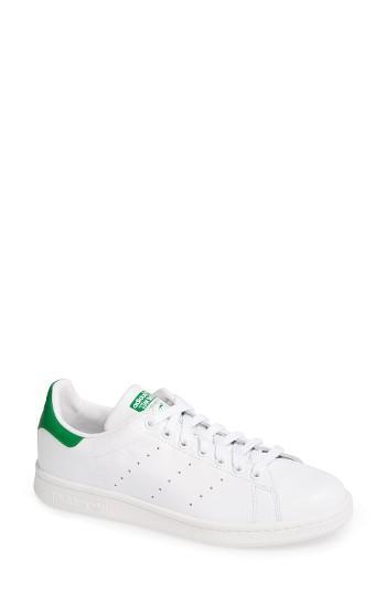 Women's Adidas 'stan Smith' Sneaker Women's / 10 Men's M - White