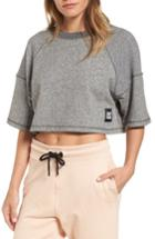Women's Ivy Park Raw Edge Crop Top