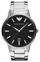 Men's Emporio Armani Round Bracelet Watch, 43mm