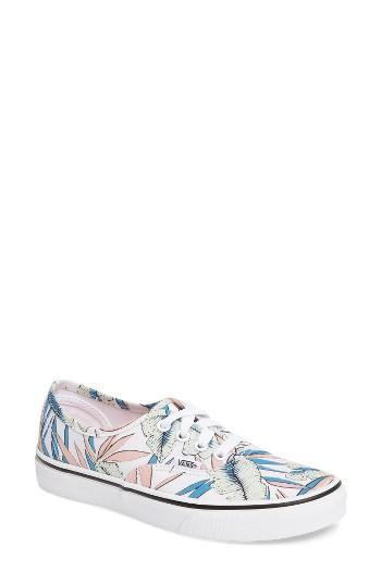 Women's Vans 'authentic' Canvas Sneaker