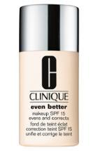 Clinique Even Better Makeup Spf 15 - 0.75 Custard