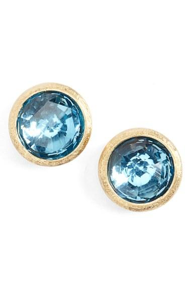 Women's Marco Bicego 'jaipur' Stone Stud Earrings