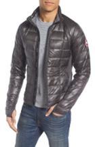 Men's Canada Goose 'hybridge(tm) Lite' Slim Fit Packable Jacket