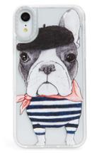 Casetify French Bulldog Grip Iphone X/xs, Xr & X Max Case -