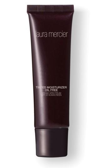 Laura Mercier Oil-free Tinted Moisturizer Broad Spectrum Spf 20 Sunscreen - Nude