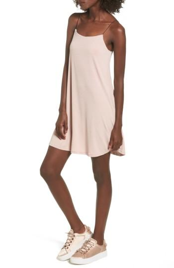 Women's Lush Slipdress - Pink