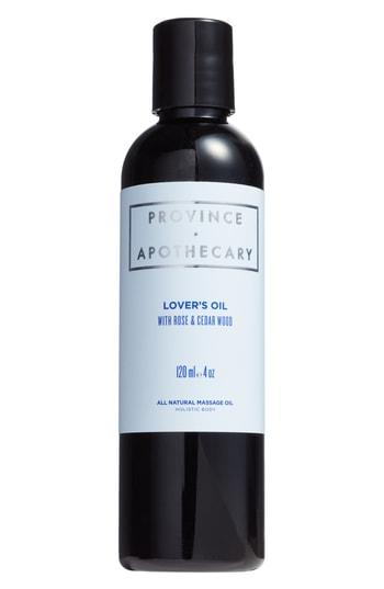 Province Apothecary Lover's Rose & Cedarwood Massage Oil