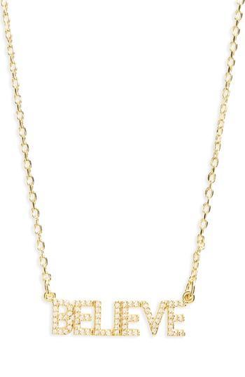 Women's Lulu Dk Believe Necklace